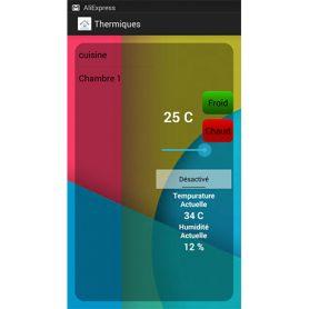 Conception et développement d'une application domotique contrôlée par un terminal mobile (Smart House) afin pouvoir piloter l'ensemble de l'éclairage, des médias, de l'alarme, réveils, etc.  Au delà d'une interface de gestion… Lire la suite