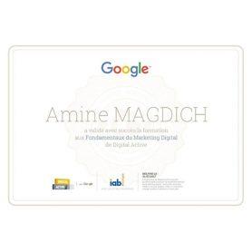 Certification Digital Active